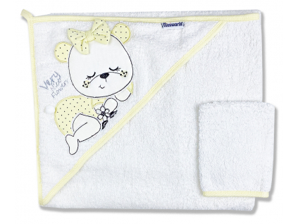 uterák pre bábätká macík
