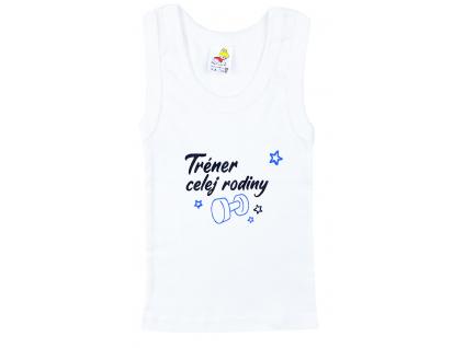 tričko pre deti trner