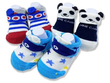 ponožky pre bábätká2