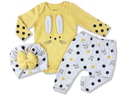 3dielny kojenecký set 15457,