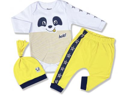 3dielny kojenecký set Hello