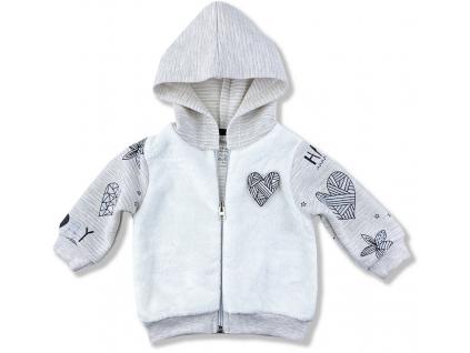 mikina pre bábätká 16005
