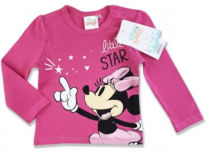 tričko pre bábätká minie mouse