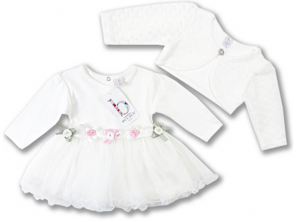 kojenecké oblečenie svadobné šaty2