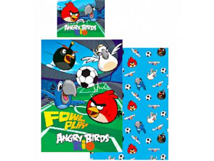 Detské obliečky DISNEY – ANGRY BIRDS (140 x 200)