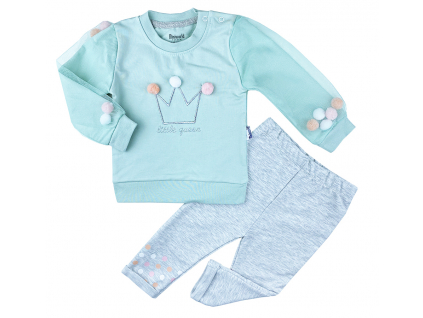 oblečenie pre bábätká queen