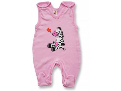 Dupačky pre bábätká - Emma, ružové