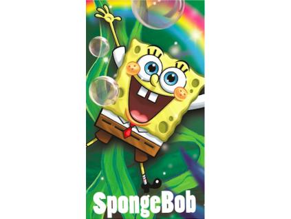 Detský uterák DISNEY - Spongebob, (35 x 65)