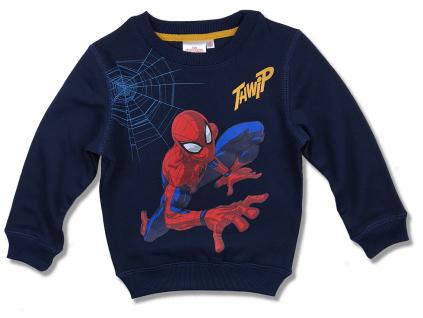 detské oblečenie spiderman pulover