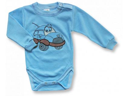 Detské body – AUTO, modré