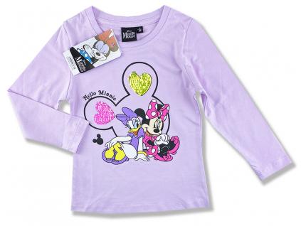 oblečenie pre deti tričko hello minnie11
