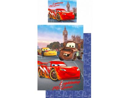 detske obliecky cars disney
