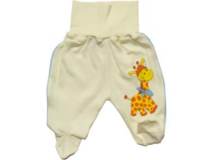 Polodupačky pre bábätká - ŽIRAFA,