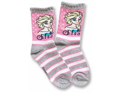 detske oblecenie ponozky frozen.