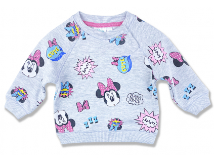 kojenecké oblečenie mikina disney