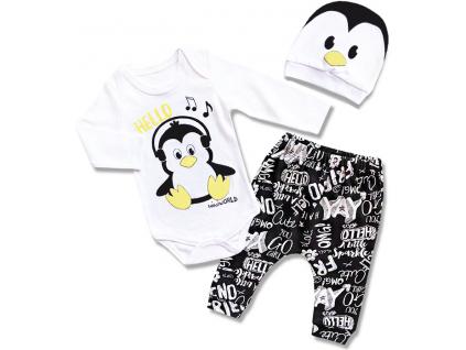kojenecke oblecenie set penguin21