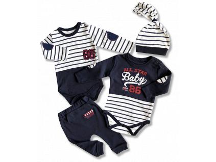 kojenecký set oblečenie pre bábätká.