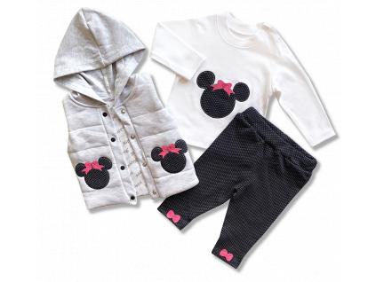 oblečenie pre bábätká prechodný set