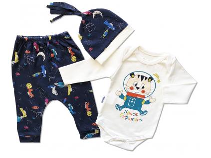 kojenecky set oblečenie pre bábätká vesmír