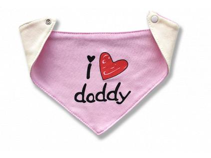 slintáčik pre bábätká i daddy 1