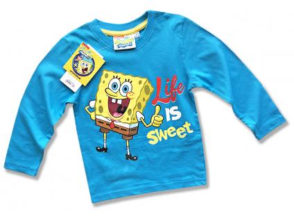 detske tricko spongebob