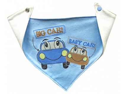 podbradnik pre babatka big car
