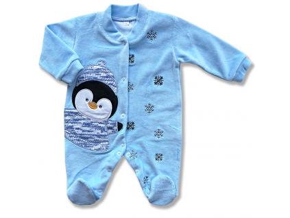 dupačky pre bábätká tučniak