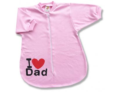 spací vak pre bábätká dad1