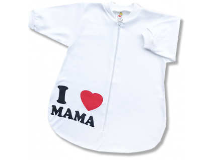 spací vak pre bábätká mama3