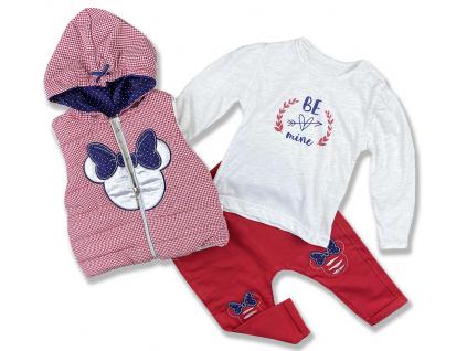 oblečenie pre bábätká myš