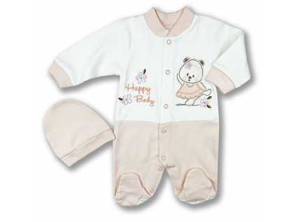 oblečenie pre bábätká dupačky baby1
