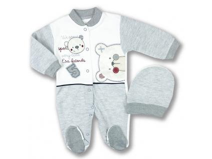 oblečenie pre bábätká dupačky esa1