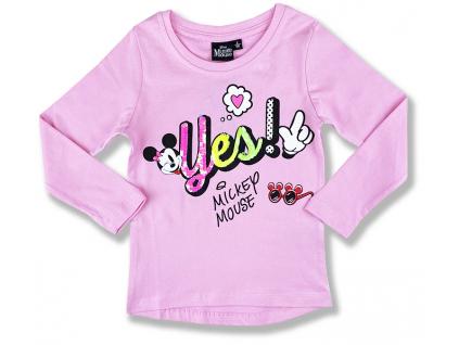 tričko pre deti minnie mouse2