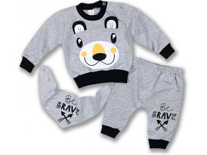oblečenie pre bábätká set lion