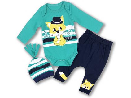 oblečenie pre bábätká set miniwold13