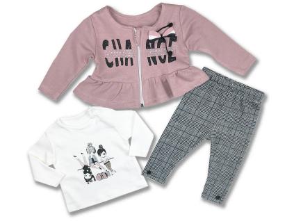 Set pre bábätká chance kojenecké oblečenie1