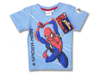 detské tričko spiderman letné