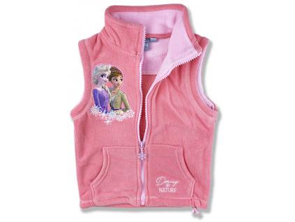 detská vesta frozen Elsa Disney1