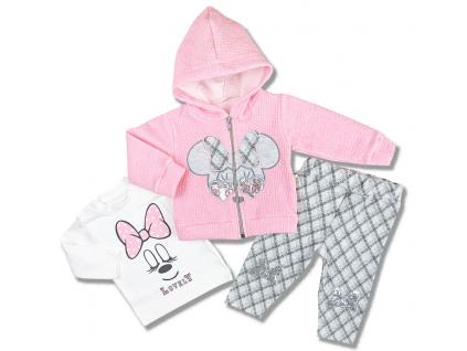 3 dielne oblečenie pre bábätká lovely