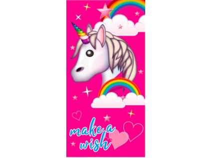 detská osuška unicorn