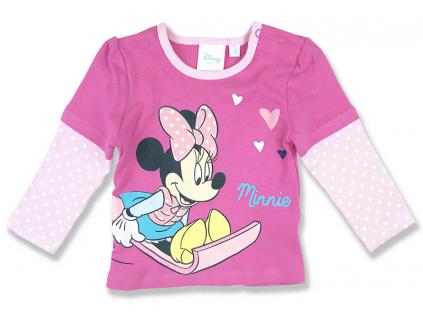 kojenecké oblečenie disney tricko2.