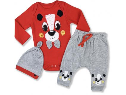 kojenecké oblečenie psík