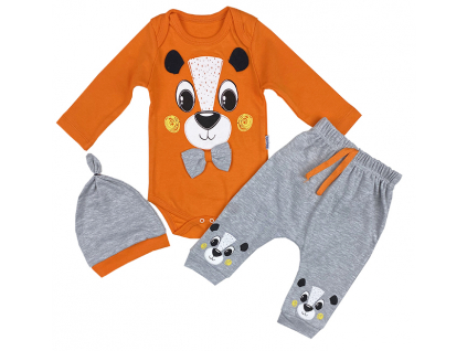 miniworld set psik oblečenie pre bábätká