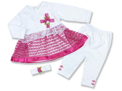 oblečenie pre bábätká ruže