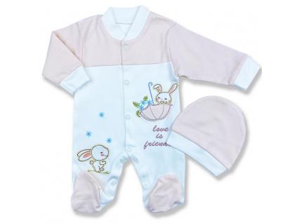 oblečenie pre bábätká omorfy baby set.