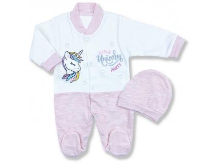 oblečenie pre bábätká omorfy unicorn, set.