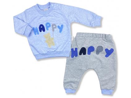 oblečenie pre bábätká happy set