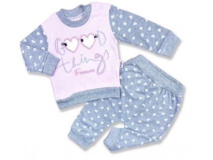 oblečenie pre bábätká cool set.