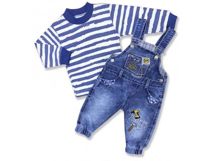 džínsové nohavice pre bábätká fix