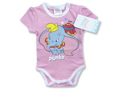 kojenecké oblečenie body dumbo1